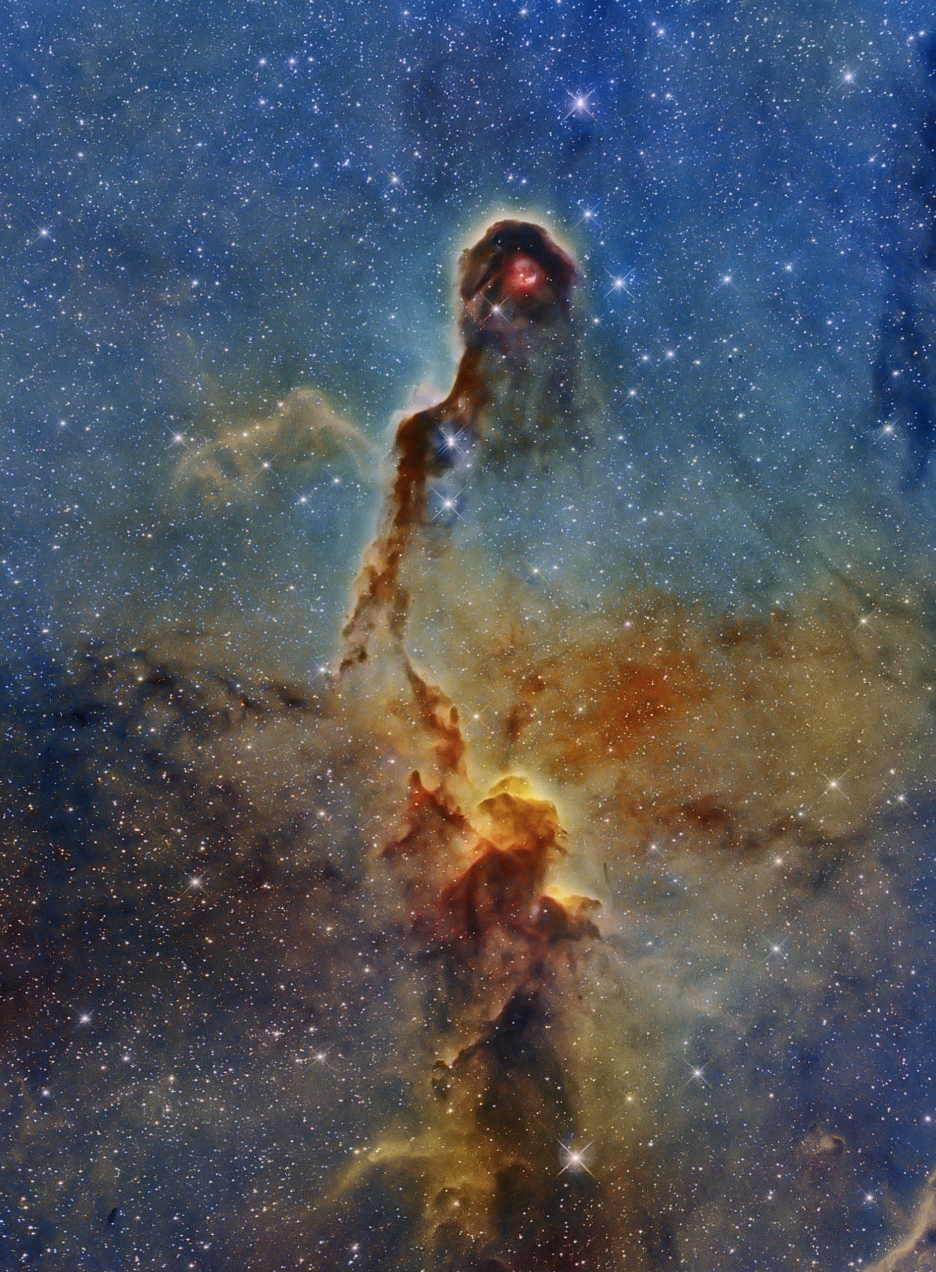 IC 1396 Elefantenrüssel