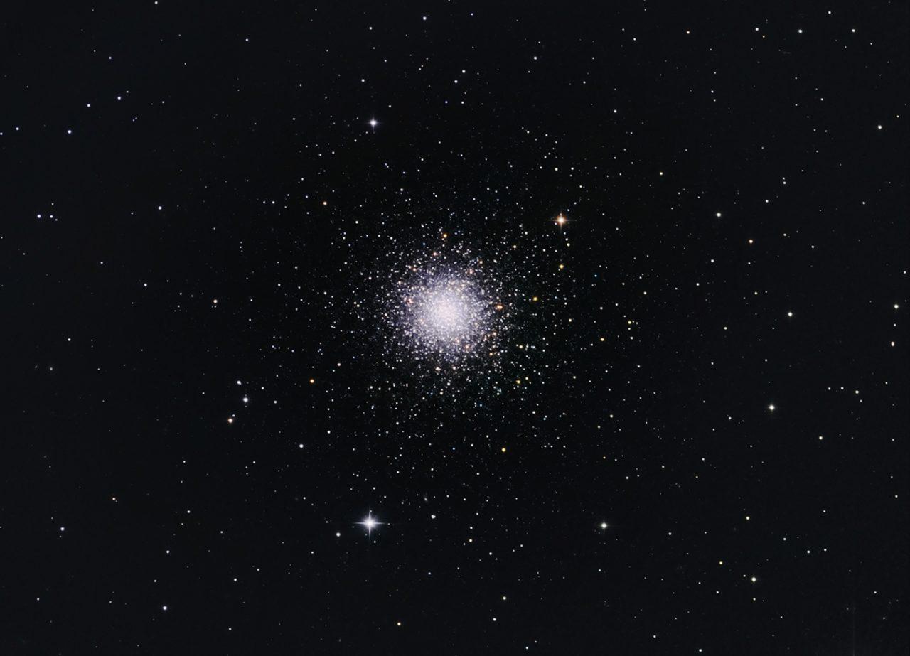 Messier 3, vonh Paul Schuberth