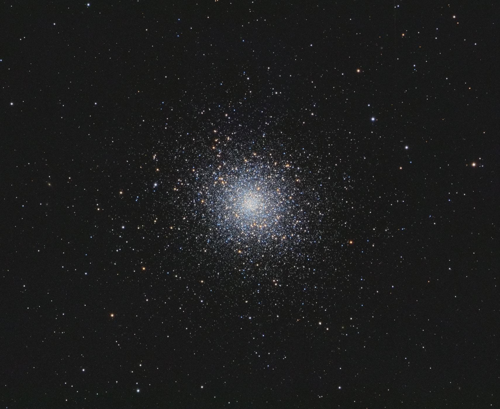 Messier 5 von Claus Müller