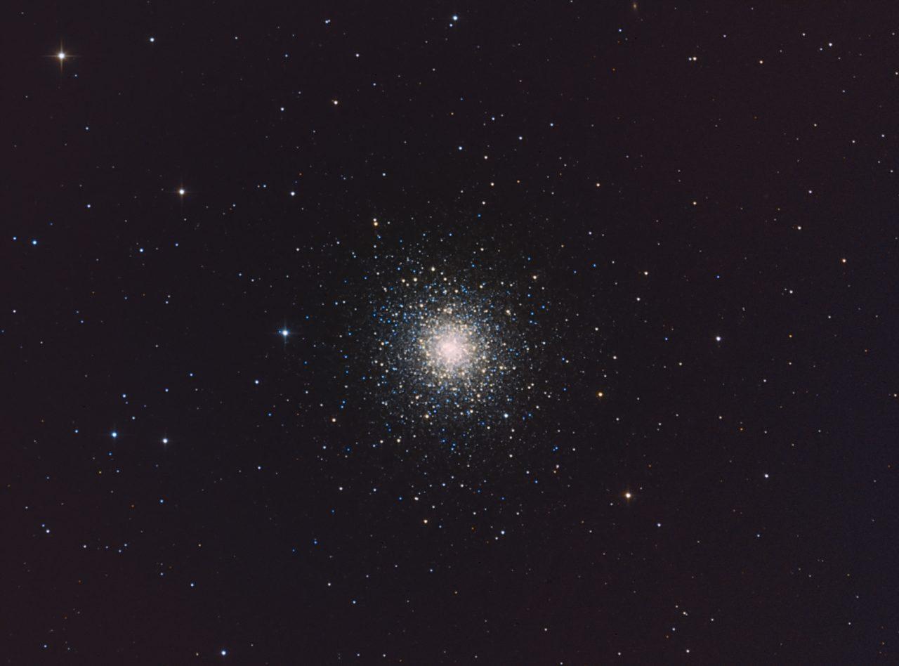 Messier 92,vonPaul Schuberth