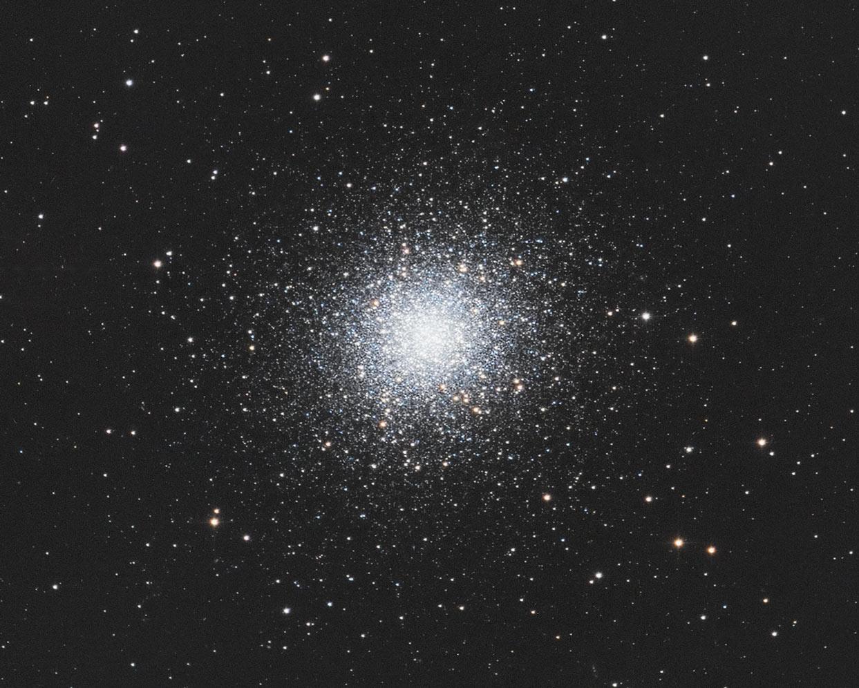 Messier 13 von Claus Müller