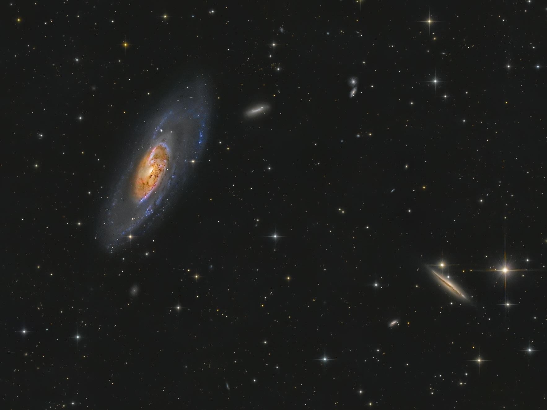 Messier 106 - NGC 4258