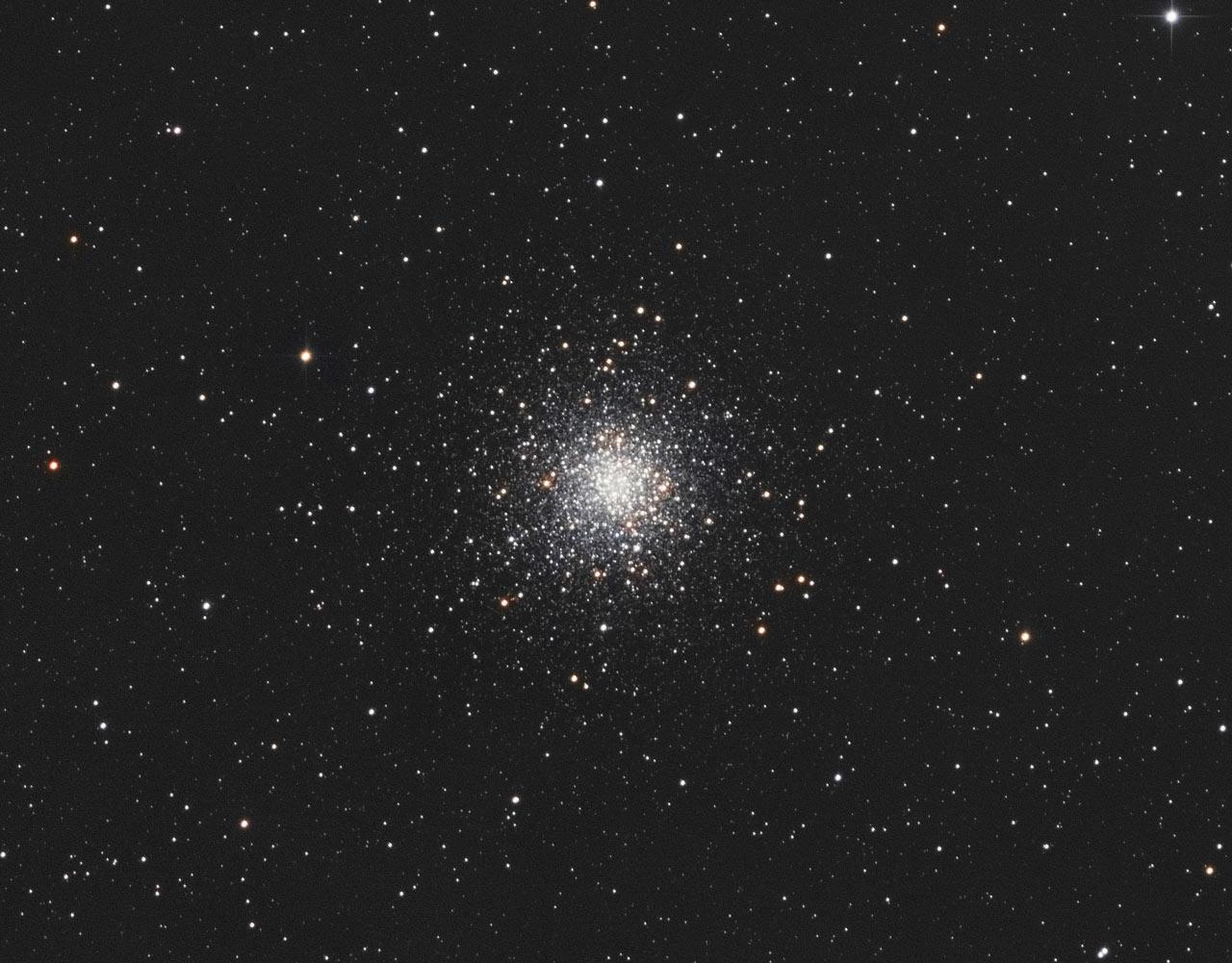 Messier 10 Kugelsternhaufen