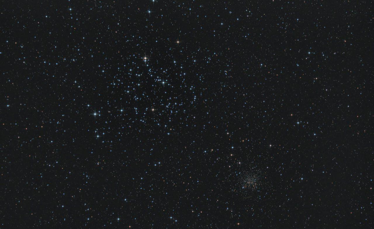 Messier 35 von Claus Müller