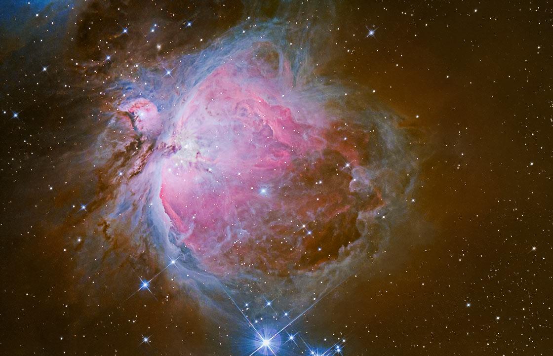 Messier 42 - Orionnebel von Claus Müller