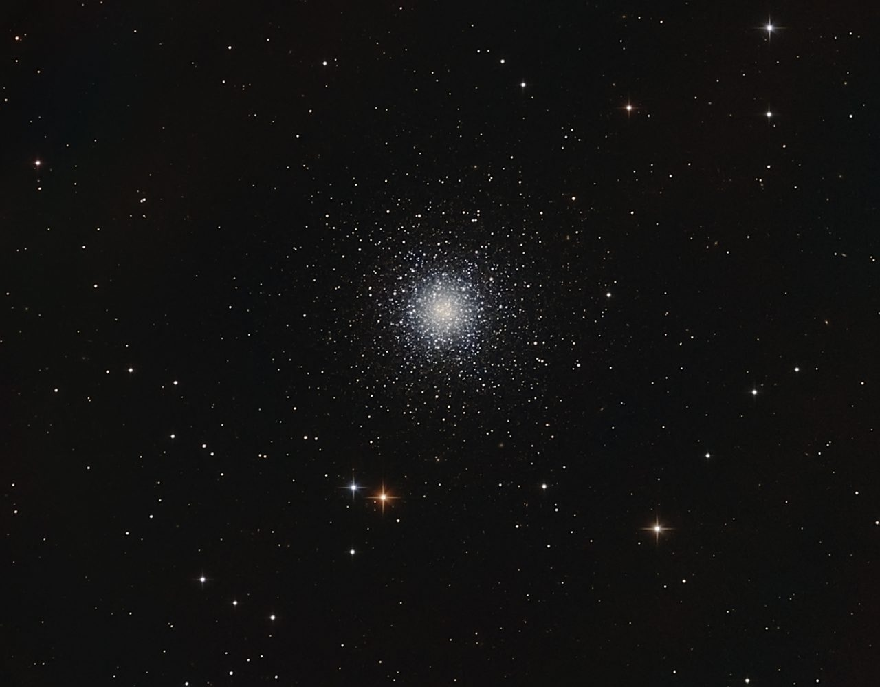 Messier 53, von Paul Schuberth
