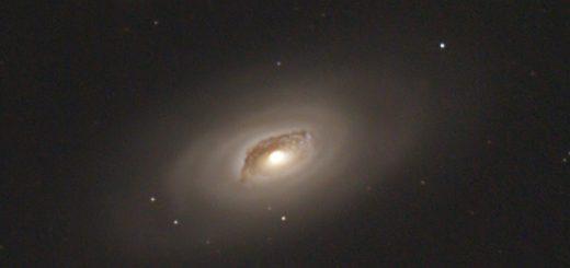 Messier64,das schwarze Auge,Blackeye Galaxy,M64,