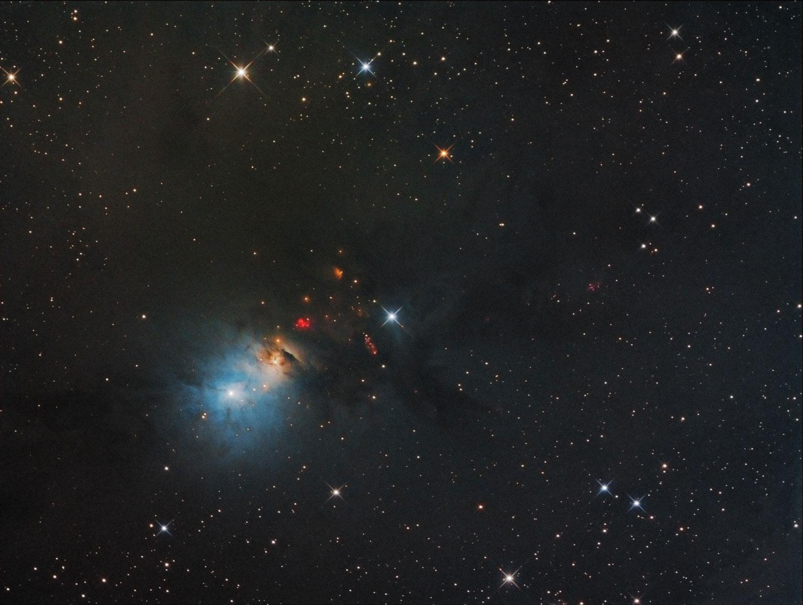NGC 1333 Nebula