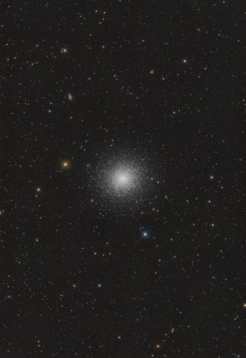 Messier 13 von Thomas Jäger