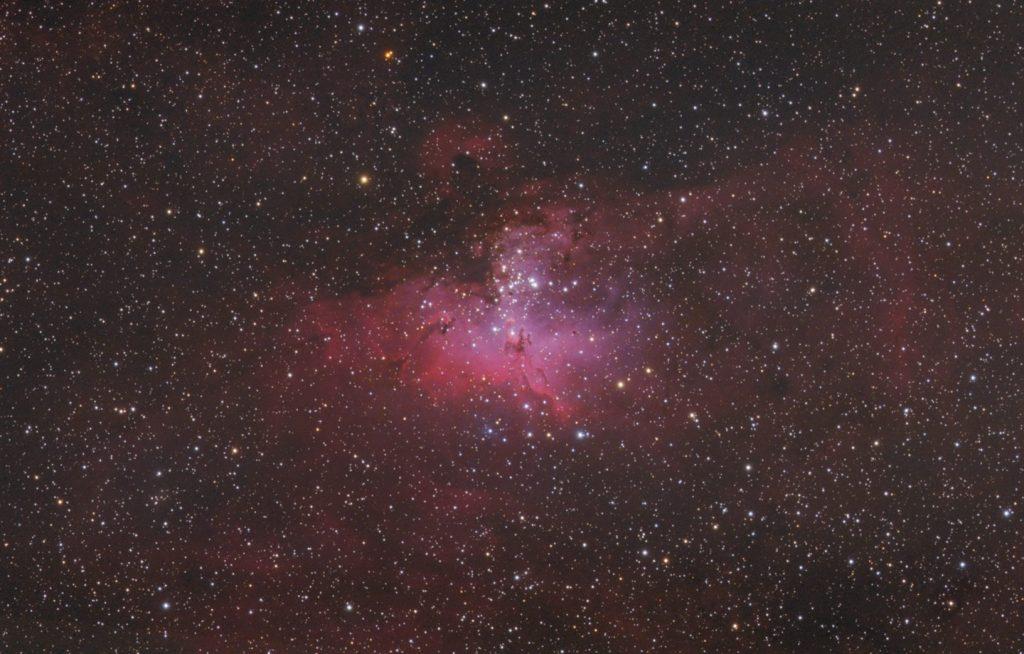 Messier 16 von Alexander Leng