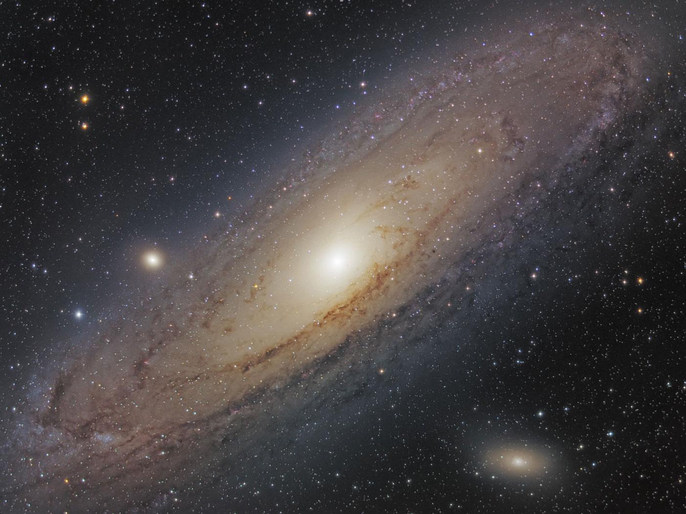 Messier 31 von Stefan Westphal