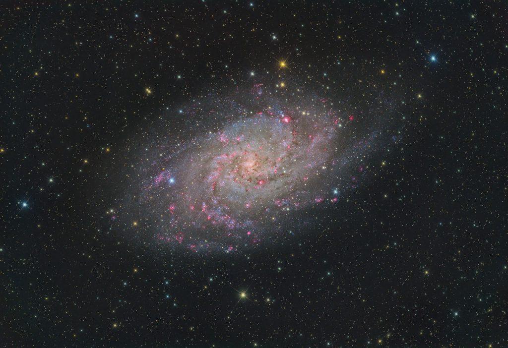 Messier 33 Galaxie von Thomas Jäger