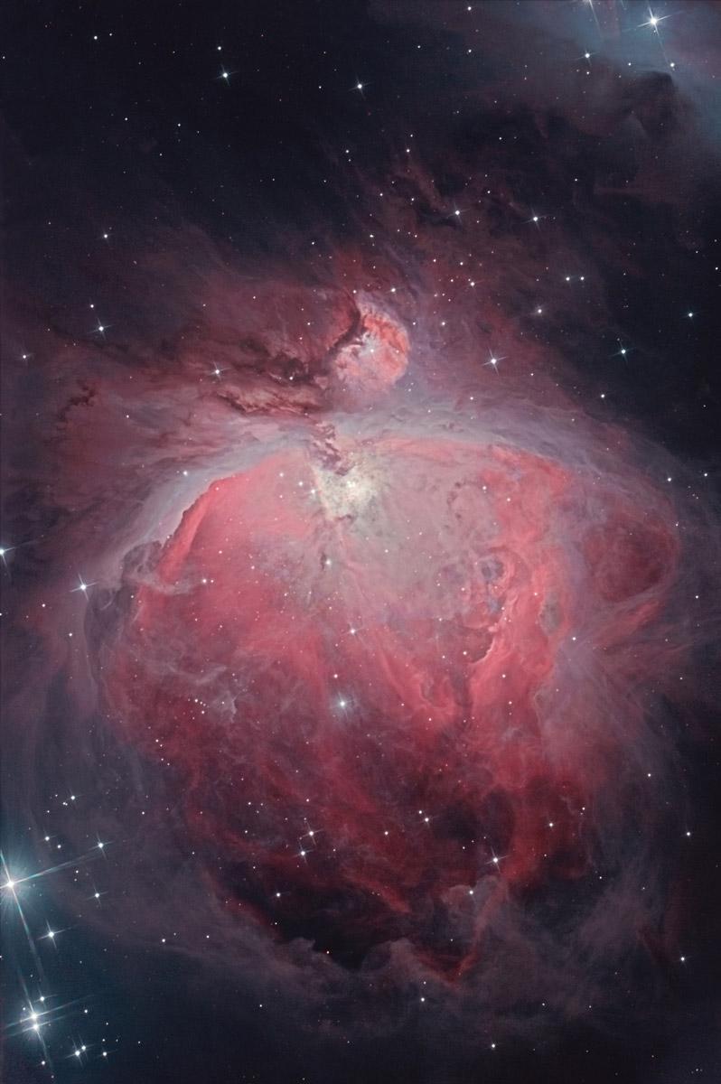 Messier 42 - Orionnebel von Stefan Westphal
