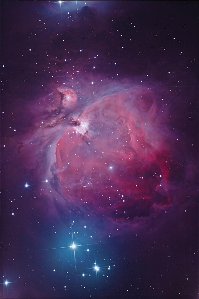 Messier 42 - Orionnebel von Thomas Jäger