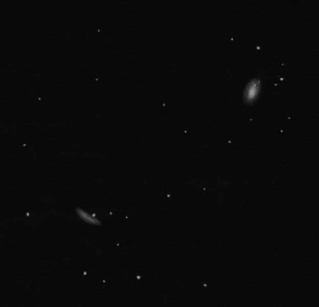 Zeichnung M81 und M82