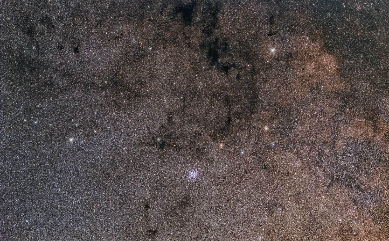 Messier 11 Wild Duck Cluster - Wildentenhaufen