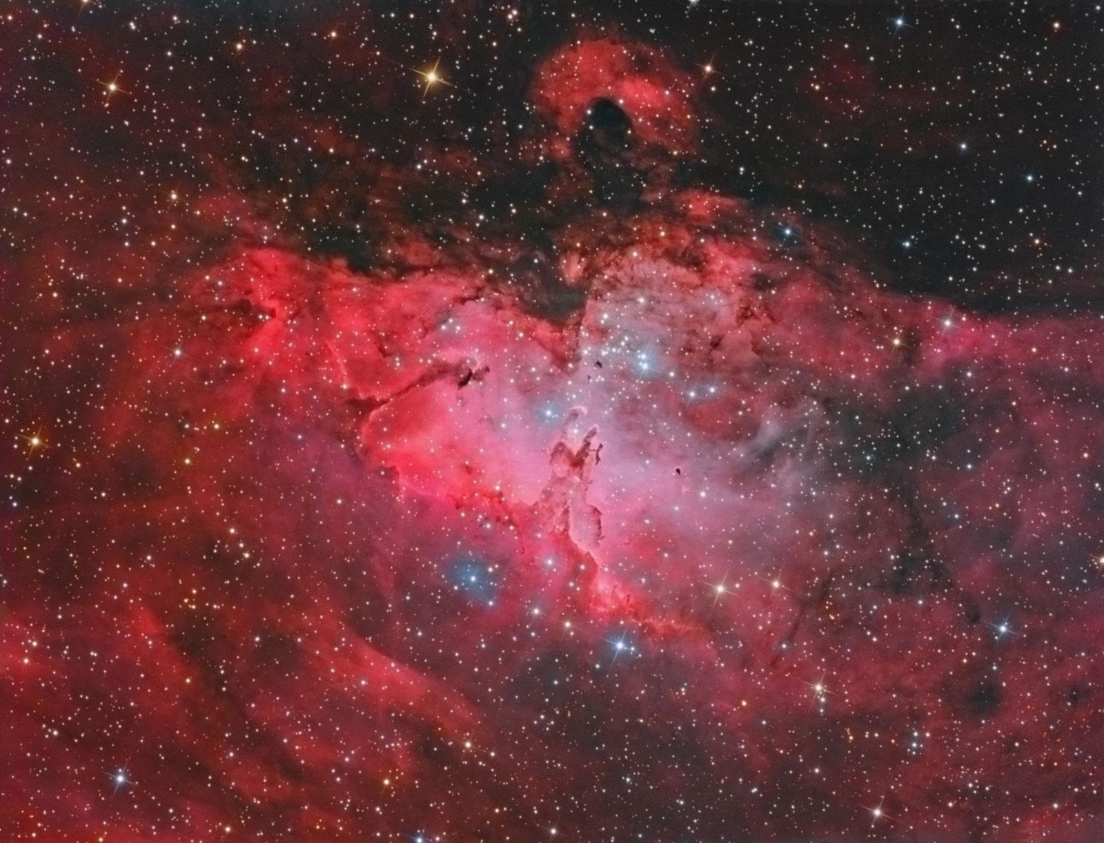 Messier 16 von Stefan Westphal