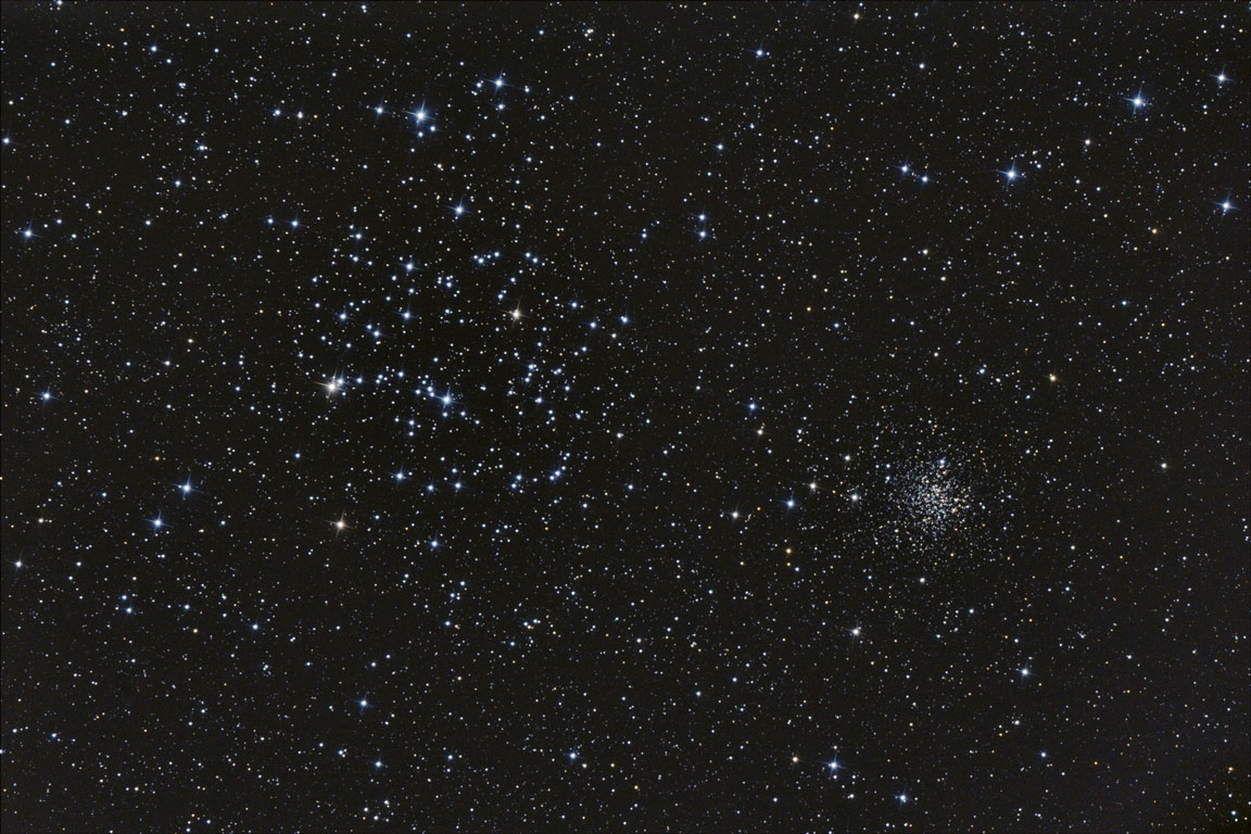 Messier 35 von Stefan Westphal