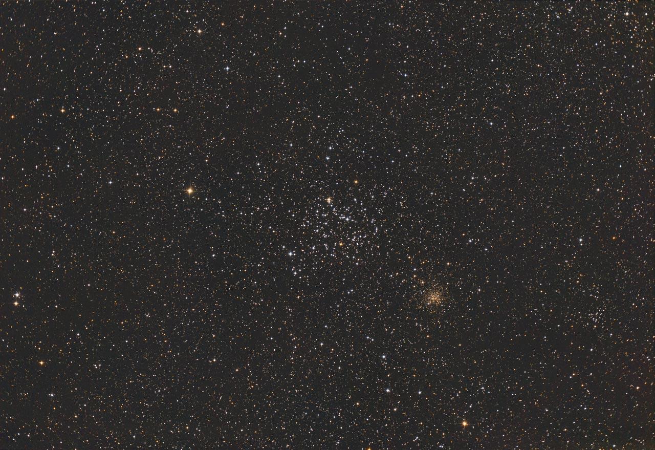 Messier 35 von Thomas Jäger