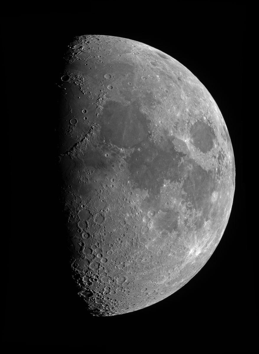 Mond von Thomas Jäger