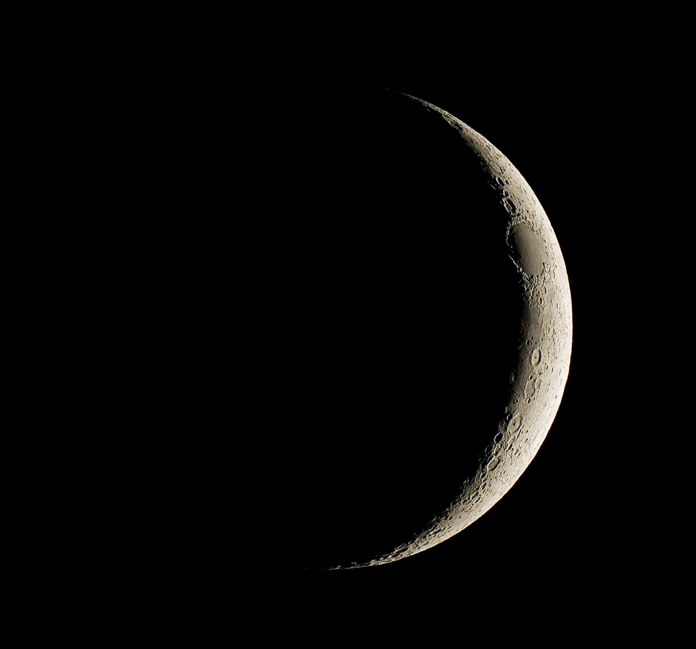 Mondsichel von Stefan Westphal