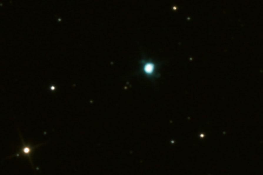 NGC 6210 Schildkrötennebel