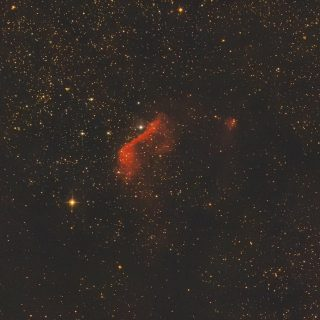 sh2-65 sharpless nebula