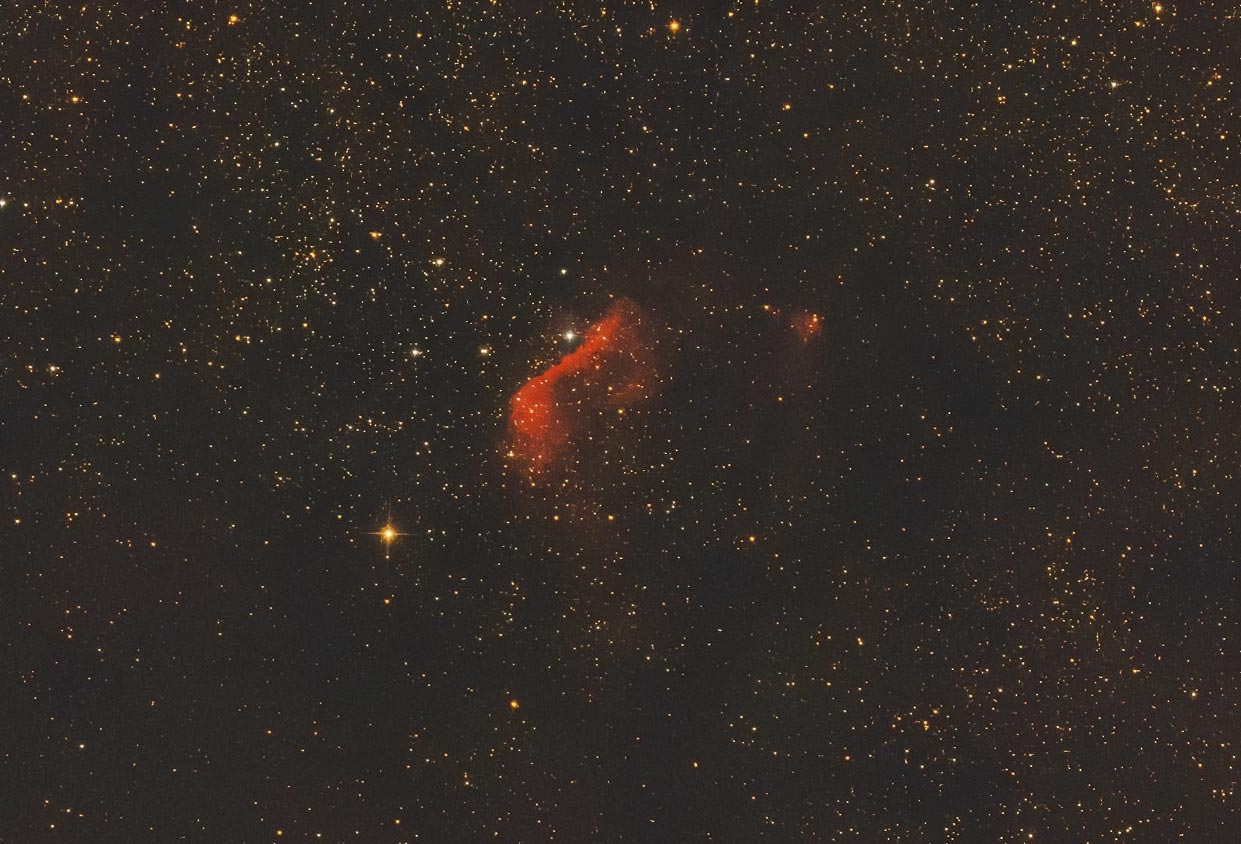 sh2-65 sharpless nebula